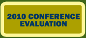 2010 Conference Evaluation